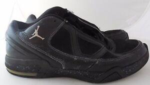 Nike Air Jordan Ol School IV Low Black