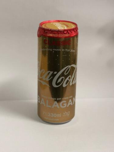 Coca-Cola Eurovision limited edition brand new sealed cans