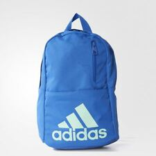 13f7e75503 Genuine Adidas 3 Stripe Blue Training Backpack Kids Bag