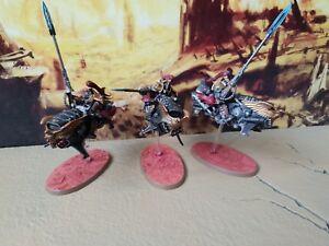 Warhammer 40k Shadowkeepers Custodes Jet Bikes Pro peint sur commande