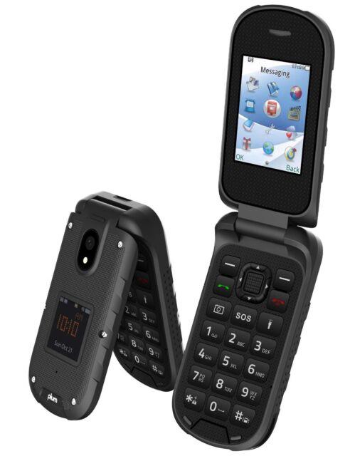 Plum Ram Rugged Phone Unlocked Gsm Tmobile Metropcs Simple Mobile Lyca E200blk For Sale Online Ebay