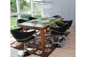 Das Bild Wird Geladen 6er Set Schwarz Esszimmerstuhl Stuhl Modern 6 Stuehle