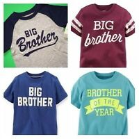 big Brother Baseball Boys Graphic Shirt 2t 3t 4t 5t 4 5 6 7 Kids Gift