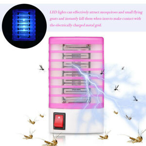 LED-Socket-Electric-Mosquito-Fly-Bug-Insect-Trap-Killer-Zapper-Night-Lamp-Lights