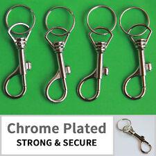 Complemento 4 PC En Llaveros De Clip Holder Cinturón Correa Bolso Gancho Mini Clip Llavero