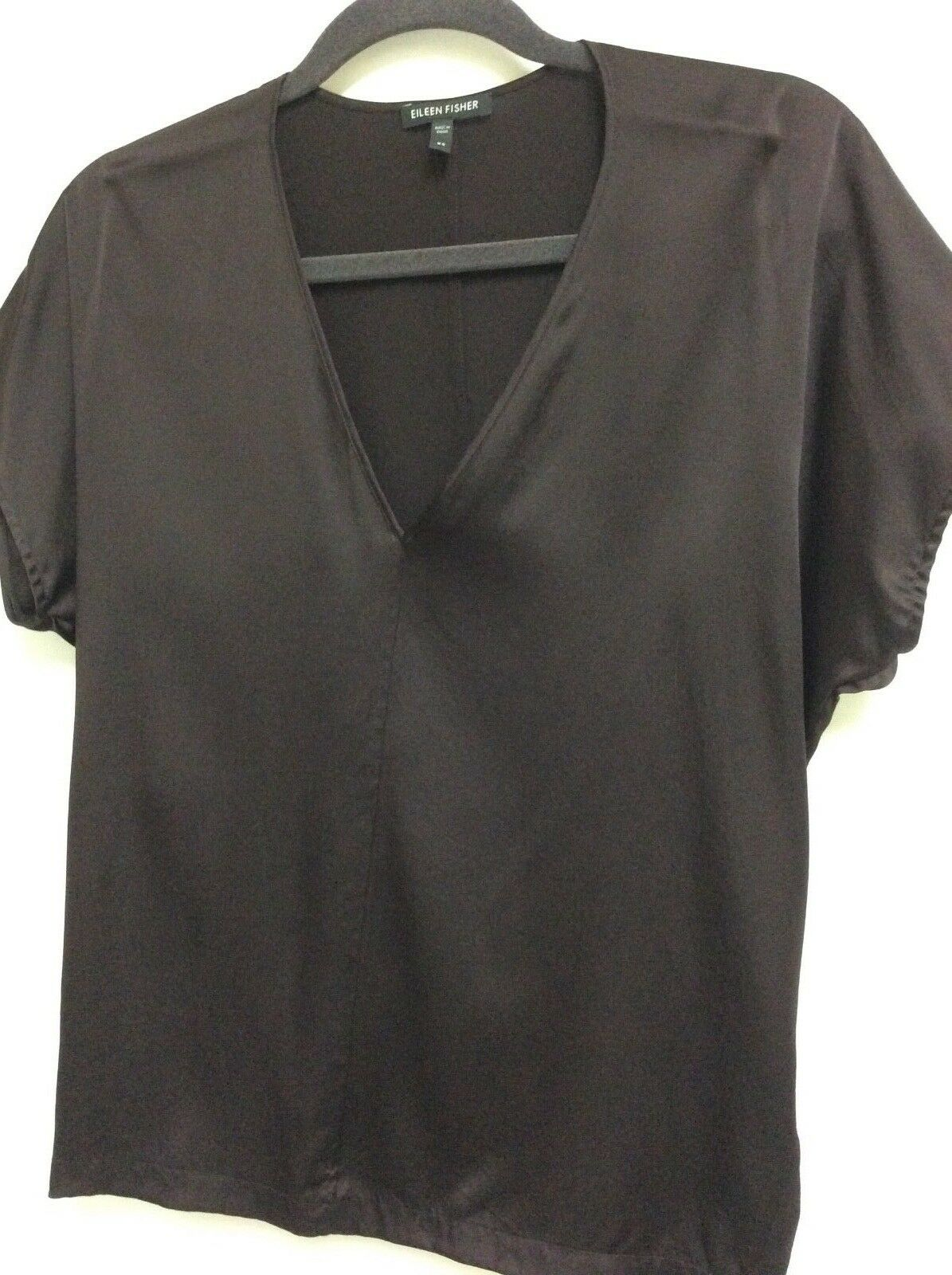 EILEEN FISHER SILK TOP Perfect Condition