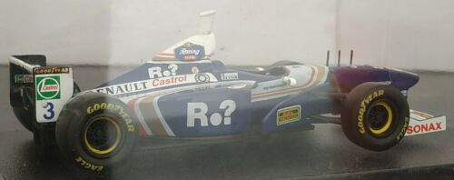 1//43 WILLIAMS RENAULT FW19 1997 F1 FORMULA 1 COCHE DE METAL A ESCALA