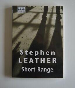Short-Range-by-Stephen-Leather-MP3CD-Unabridged-Audiobook