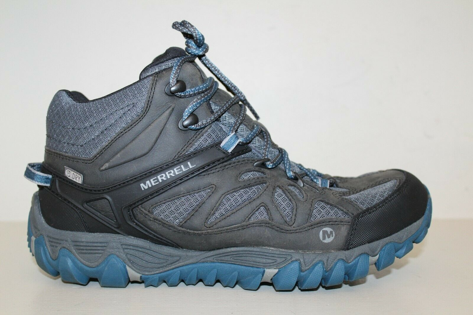 6256b346d64 Dry Unifly Hiking Boots Mens Sz 10 44 Leather Outdoors Work Trail Merrell  npebbt1613-new shoes