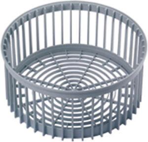 Spülkorb Spül Korb für Gläser und Tassen 25 Fächer 500 x 500 x 104 mm aus Polypr