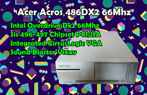 Acer Acros 486 RetroPC DX2 66