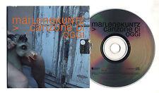 Cd PROMO MARLENE KUNTZ Canzone di oggi - cds cd singolo single 2000