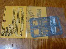 Gold Medal Models N #16054 MDC Gunderson Hushy-Stack Well Car Details
