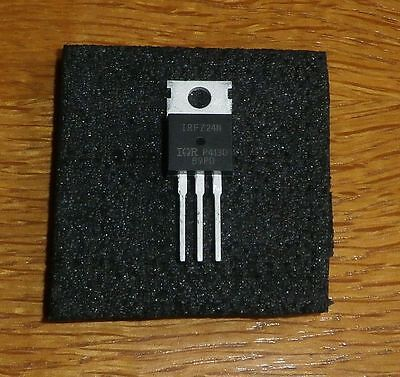 5 Stück IRFZ 24N Transistor N-MOSFET  55V 17A 45W TO220