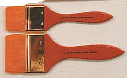 """Artist Blending Brushes Set of 2/"""" /& 3/"""" Retail $53.00 NOW $15."""