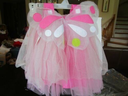 Pottery Barn Kids Halloween Costume Baby Butterfly Fairy 6 12 month girl New