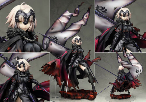 Fate Grand Order Avenger Jeanne d/'Arc Original 1//7 PVC Figure New No Box