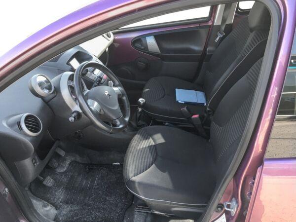 Peugeot 107 1,0 Sportium - billede 5