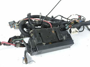Details about 2003 JEEP WRANGLER TJ DASH PANEL & HEADLIGHT WIRING HARNESS on jeep tj headlight bulb, jeep tj headlight relay, jeep tj headlight conversion kit,