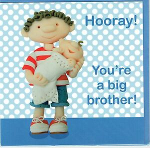 Youre a Big Sister ~ New Baby Card