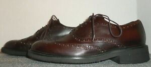 GENUINE-ROCKPORT-DRESSPORTS-LEATHER-WINGTIP-OXFORDS-MEN-039-S-SIZE-7-M-MUST-SEE