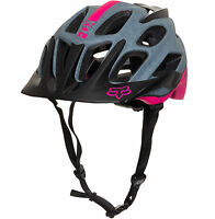 Fox Head 2016 Women's Flux Adjustable Safety Racing Bike Helmet