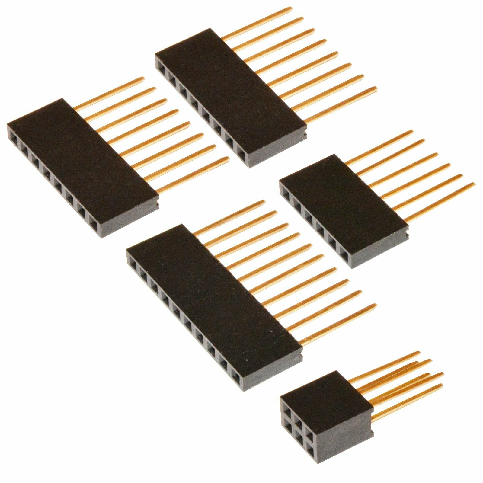 Digikey Stackable Headers : AskElectronics