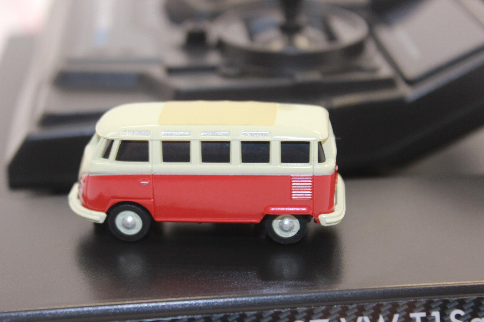 Carson 500504119 VW T1 Bus Samba 2.4 GHZ RC Model 1 87 100% RTR NIP