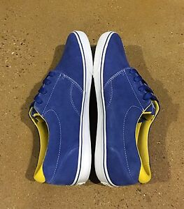 DVS Daewon 13 CT Royal Suede Size 13 BMX DC Skate Shoes Sneakers Daewon Song