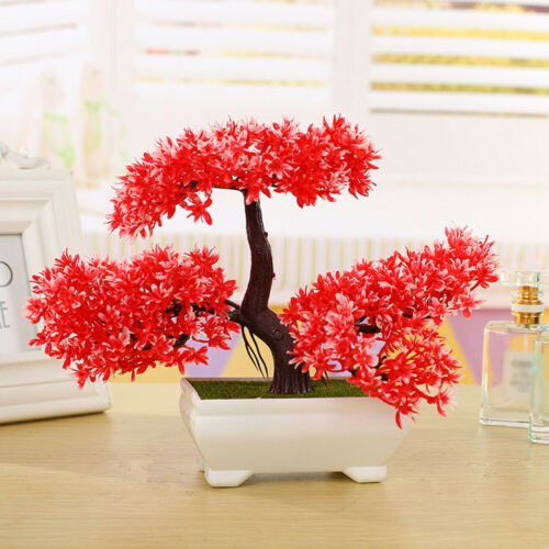 Potted Plant Accessory Artificial Plastic Guest-Greeting Pine For Home Useful