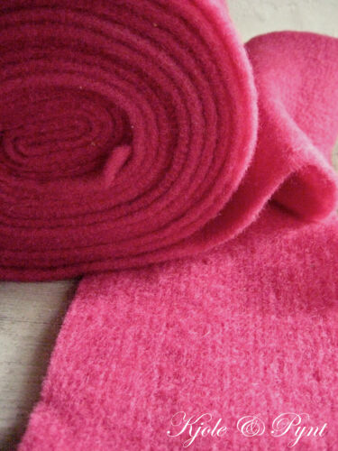 Topfband Wollvlies Wollfilz Pink 15cm Schafwolle Lehner Wolle VI04 Filz 3,40€//m