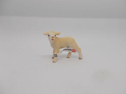 Schleich Farm Life Animaux Lapin agneau agneau coq poule == pour choisir NEUF