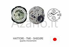 Movimento al quarzo HATTORI YM92 movement quartz Shiojiri TMI watch Japan Made