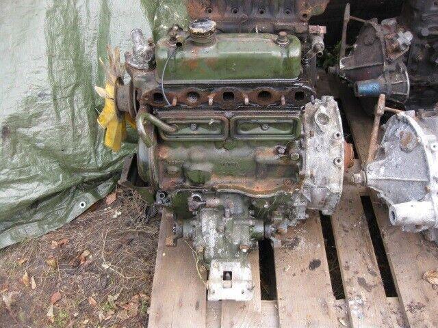 Motor / gearkasse, Mini
