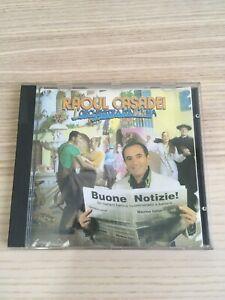 Raoul-Casadei-Buone-Notizie-CD-Album-1993-Fuori-Catalogo-NM