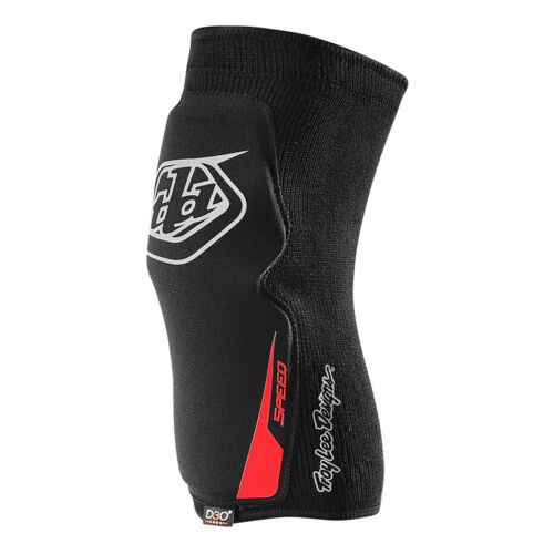 Troy Lee Designs Speed Knee Sleeve YOUTH Black BMX Mountain Bike Cycling 5700032