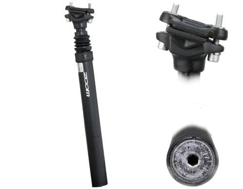 Zoom Alu  Federsattelstütze Gefedert Fahrrad Sattelstütze Ø 30,9mm Sattel Stütze