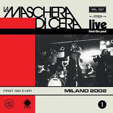LA MASCHERA DI CERA Live from the past vol.1 at Bloom Milano 2002 CD ita.prog.