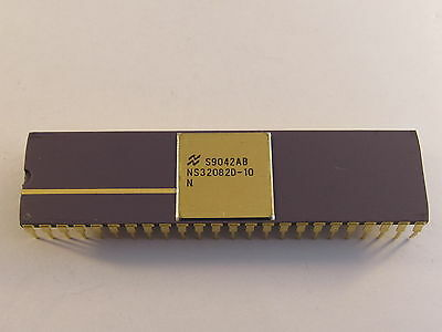 NS32082D-10 National Semiconductor Memory Management Unit DIC48 CDIP48 Gehäuse