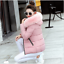 Hot-Winter-Women-039-s-Down-Cotton-Parka-Short-Fur-Collar-Hooded-Coat-Quilted-Jacket thumbnail 10
