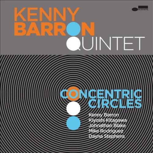 KENNY BARRON - CONCENTRIC CIRCLES NEW CD