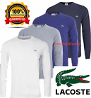 Lacoste Crew Neck long Sleeve Polo t-shirt on Sale!