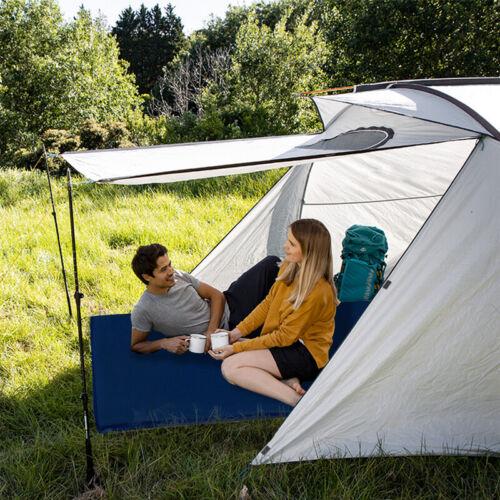 Selbstaufblasende Isomatte Campingmatte Outdoor Selfinflating Falten Matratze