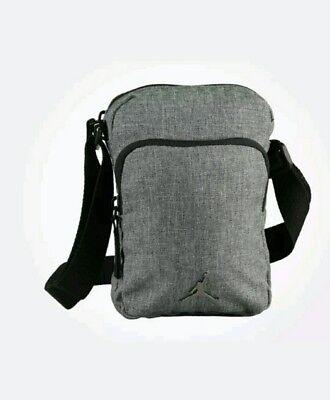 1d9495686156 Air Jordan Wolf Grey Festival Crossbody   Waistpack   Messanger Bag    Satchel