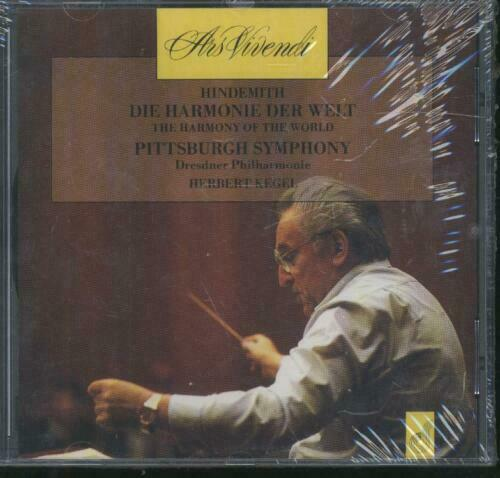 Ars Vivendi - Hindemith - Die Harmonie der Welt - Pittsburgh Symphony H. Kegel