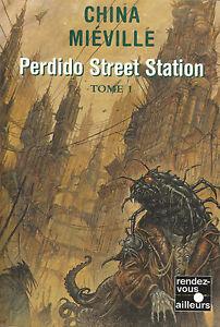 Livre-perdido-street-station-China-Mieville-tome-1-book