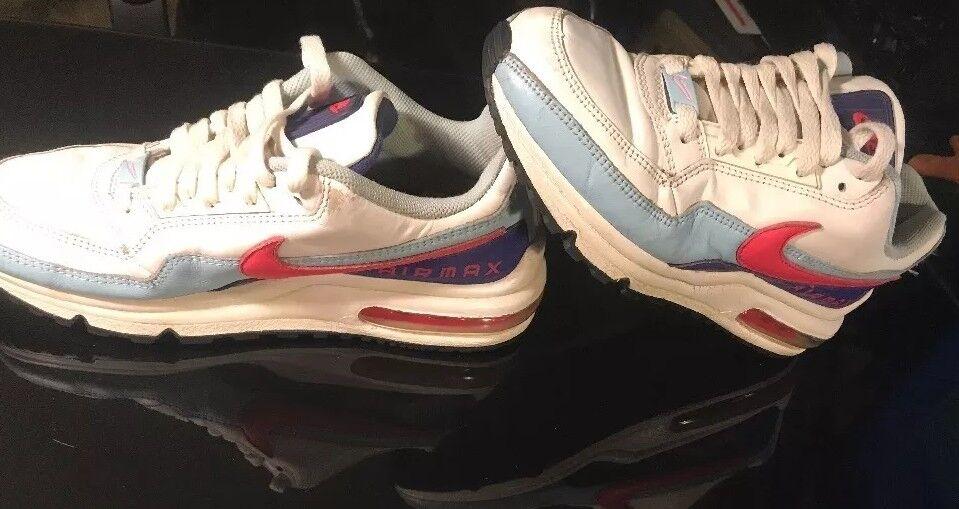 nike air max scarpe scarpe scarpe femminili 2007 - edizione limitata 312462-164 misura 7,5 guc | Liquidazione  | Maschio/Ragazze Scarpa  | Sig/Sig Ra Scarpa  | Scolaro/Ragazze Scarpa  e9a040