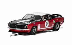 Scalextric-C3926-Ford-Mustang-Boss-302-British-Saloon-Car-Championship-1970
