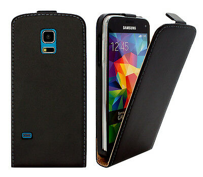 Smartphone Tasche Schutz Hülle Case Etui Cover Handy Flip Bumper Geldbeutel