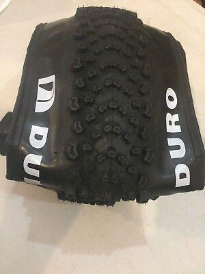 BICYCLE TIRES M.B BLACK DURO 27.5 2 TWO 650BX56 56-584